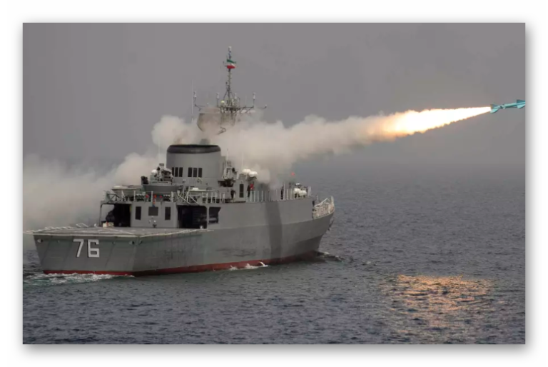 Iran and Russia to Conduct Joint Drills at Indian Ocean