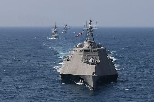 Successful first ASEAN-U.S. Maritime Exercise comes to end