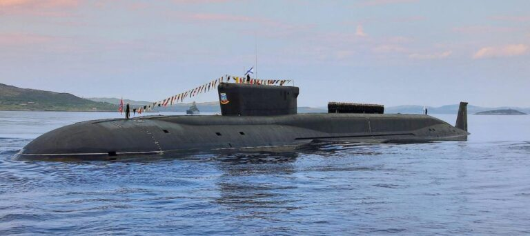 Russian Navy to Procure Four New Submarines at 2020