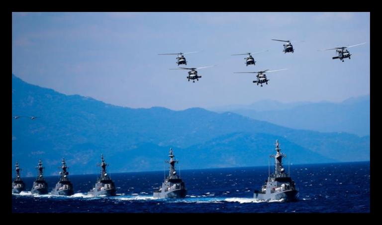 Turkish Navy Commenced Kararlilik-2019 Exercise At East Med