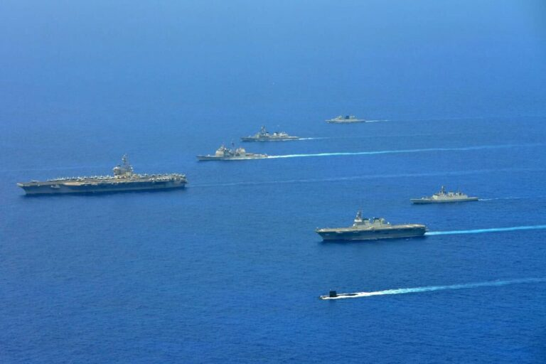 India, Japan and US navies Conduct Trilateral Malabar-2019 Exercise