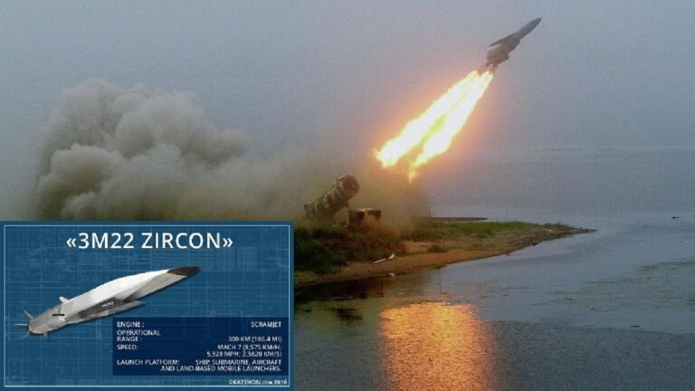 Russian Navy Plans to Equip Submarines with Hypersonic Cruise Missiles