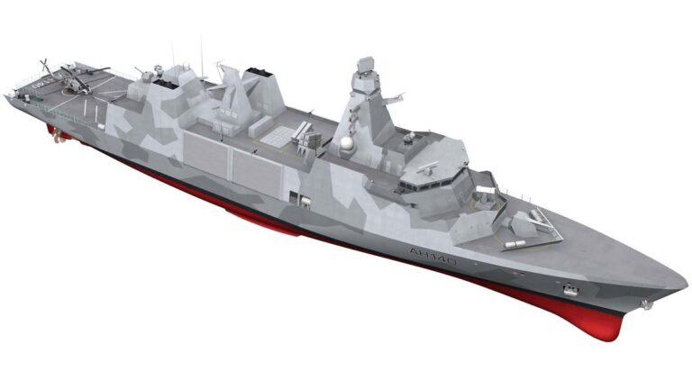 Babcock Team 31 selected as preferred bidder for UK Type 31 frigate programme
