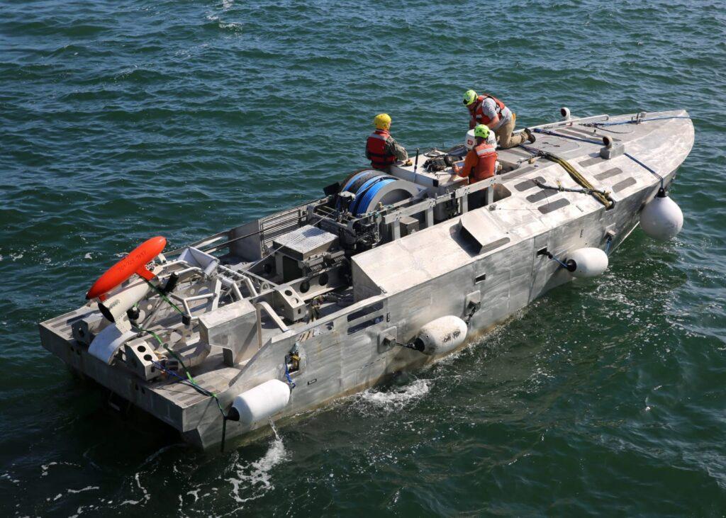 usv 2 - naval post- naval news and information