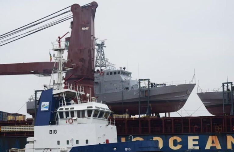 U.S. Donated Two Island Class Patrol Boats Finally Arrived Ukraine
