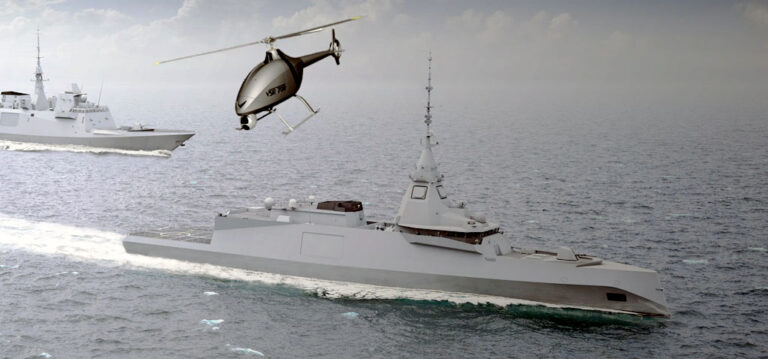 Steel-cut ceremony held for the first FDI frigate of France