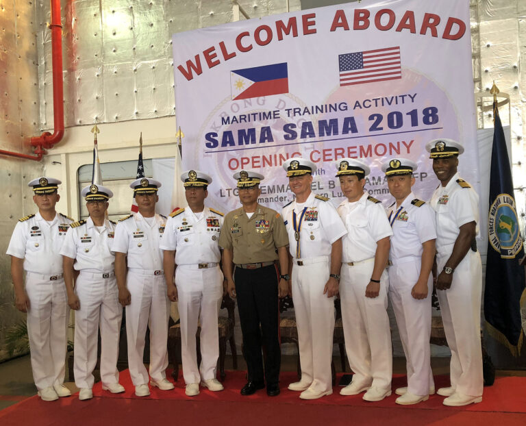 Sama Sama 2019 to be Commenced with Participation of U.S., Philippines, and Japan