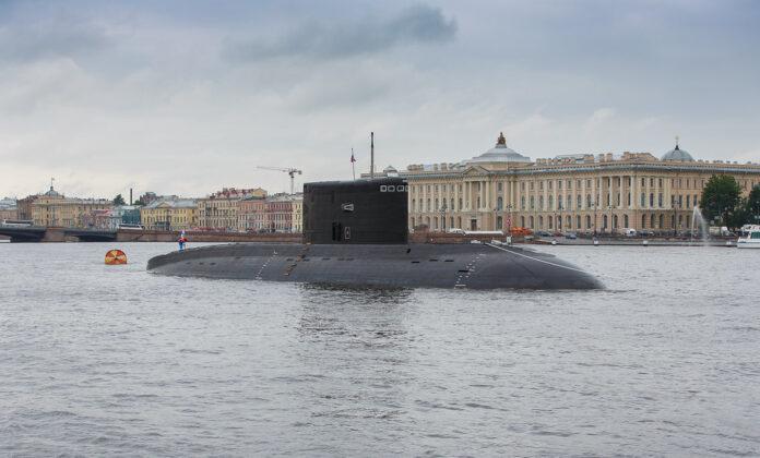 Project 636.3 Class Submarine