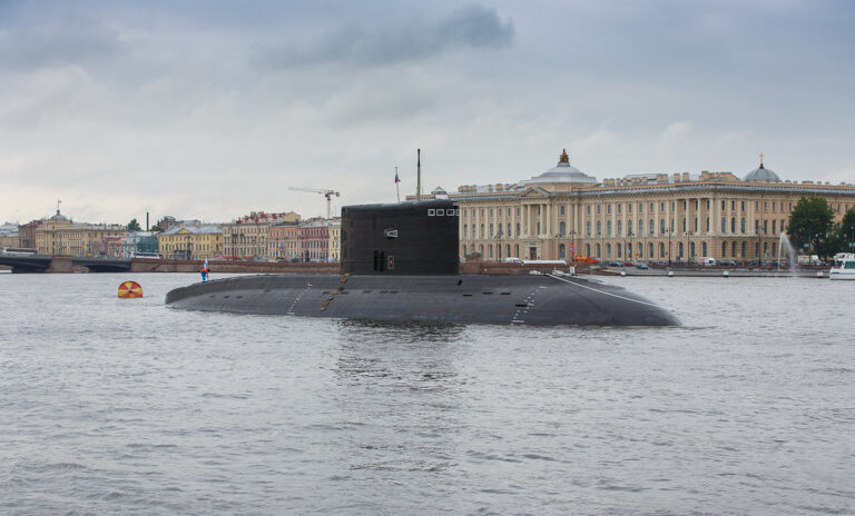 Two new diesel submarines to be laid down by Russia