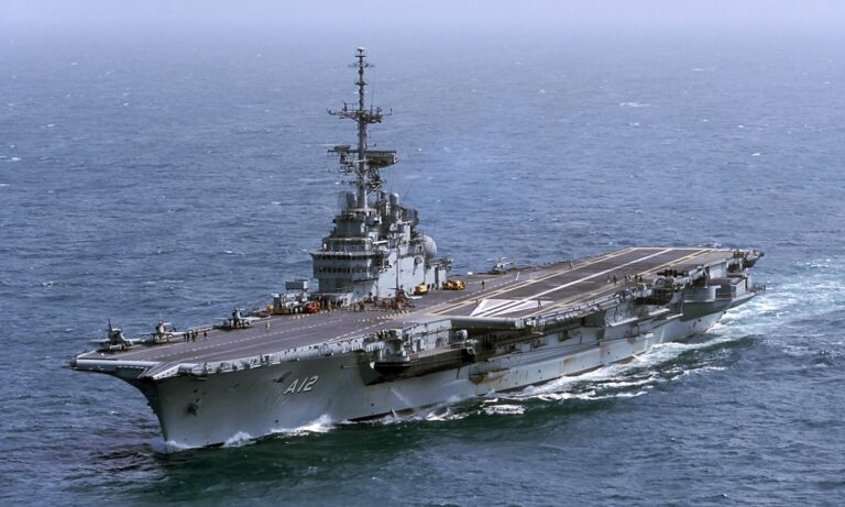 The unknown destiny of Brazilian ex-Aircraft Carrier Sao Paolo