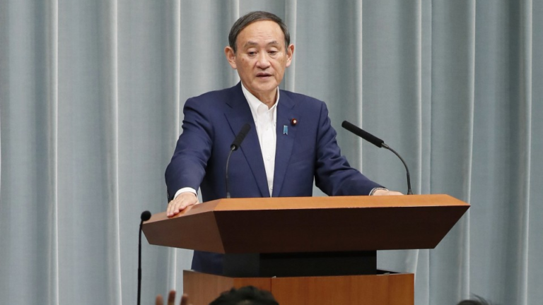 Japan to send own force to the Middle East instead of joining the US-led coalition