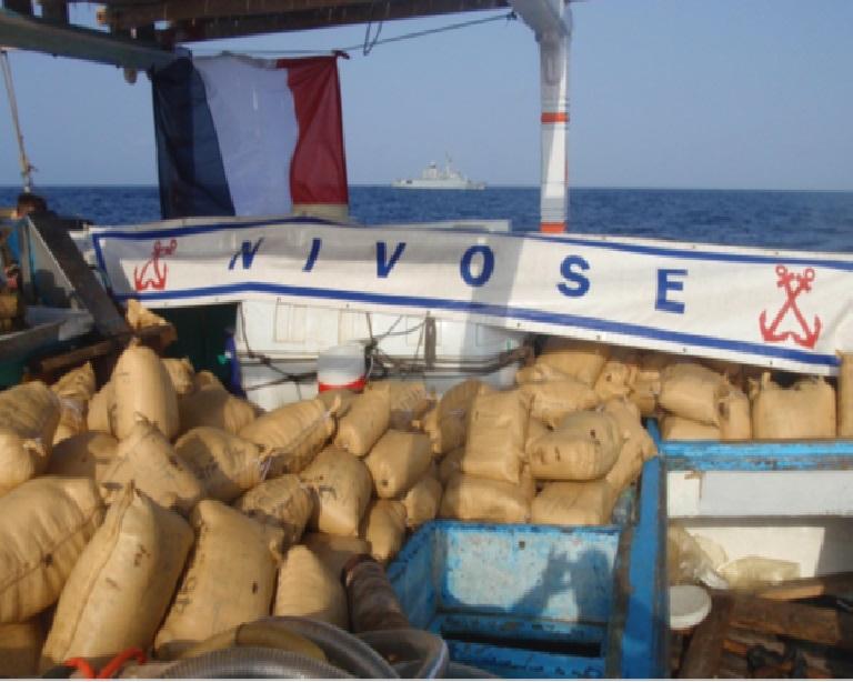 fs nivose drug capture - naval post- naval news and information
