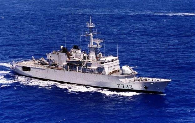 CTF150 (FS NIVOSE) Achieves Major Drug Bust in the Arabian Sea