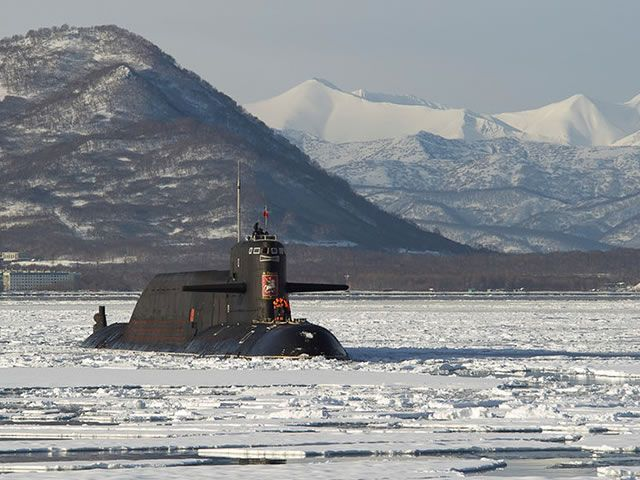 Russian Nuclear Powered Submarine Failed to Fire Ballistic Missile During Exercise