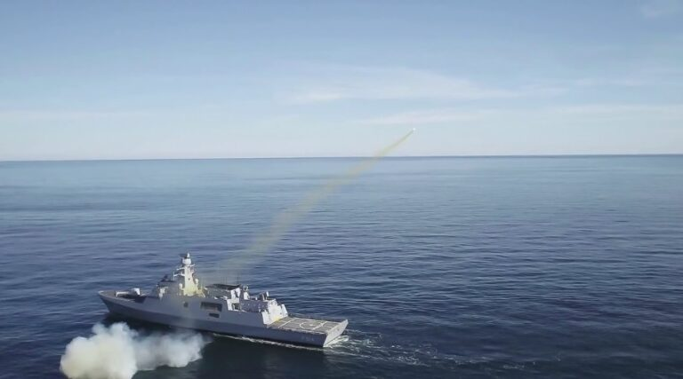 Turkish Navy successfully fires indigenous anti-ship missile ATMACA
