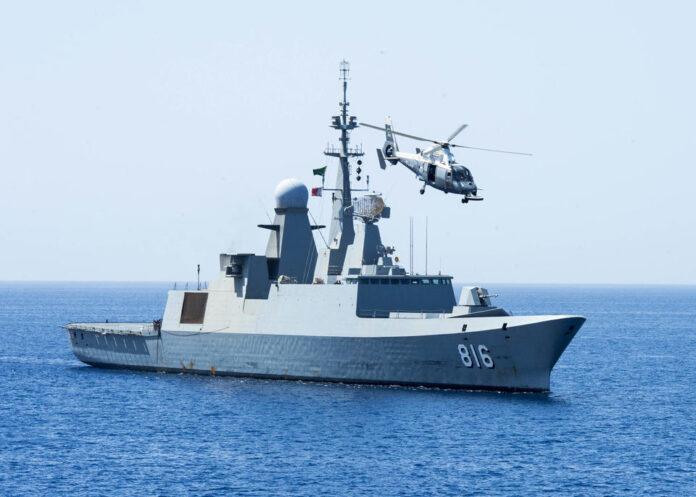 Royal Saudi Naval Forces Frigate Al Dammam