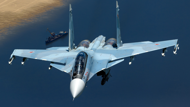 Russia to establish two new air combat centres at Kaliningrad and Crimea