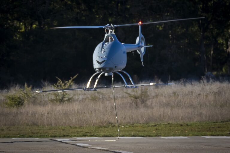 Airbus to develop rotary-winged UAV for naval vessels