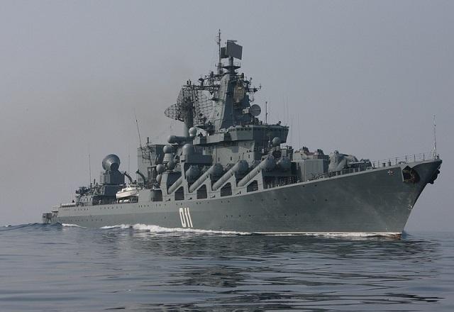 Russian Pacific Fleet Visits Brunei