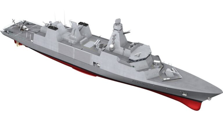 Babcock awards Type 31 Frigate Contract Worths £1.25 bn