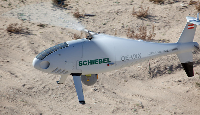 camcopter desert - naval post- naval news and information