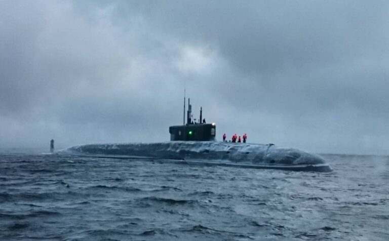 Russia's newest Borei Class submarine completes state trials