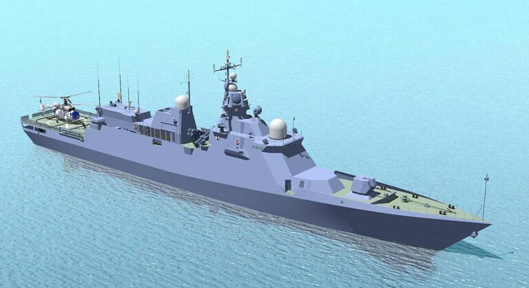 Ukraine to request assistance of Turkey for project 58250 corvettes
