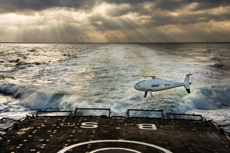 Royal Thai Navy selects Schiebel's Camcopter S-100