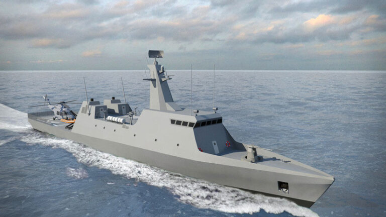 Israel Shipyards to Design&Build New Reshef Class as Replacement of Saar 4.5