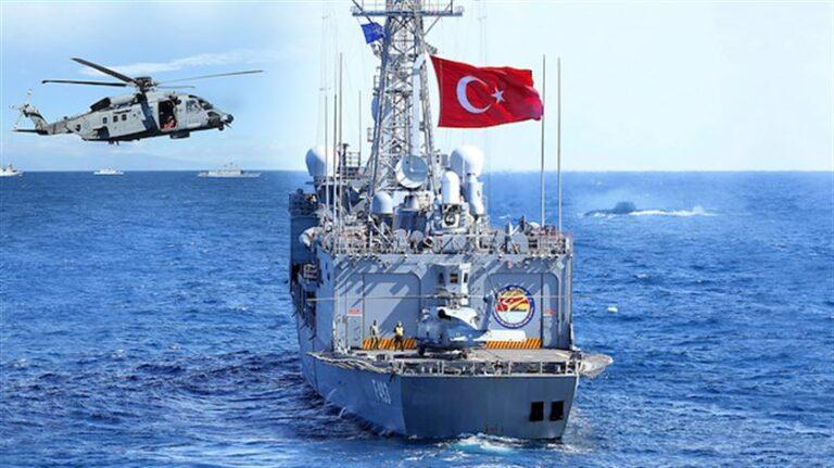 "Turkey-led INVITEX ""Dogu Akdeniz-2019"" Kicks off at East Mediterranean"