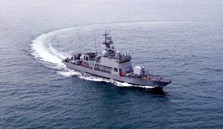 South Korea to enforce Navy with four additional PKX-B patrol boats
