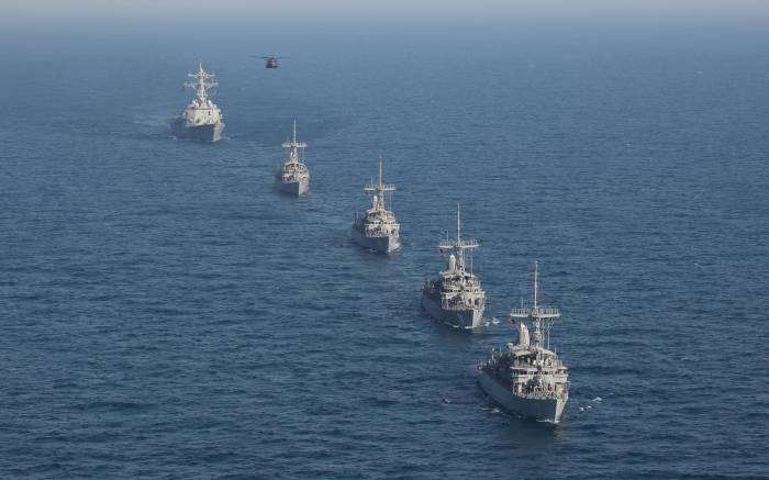 Iran, Russia, China to hold naval drills at late December