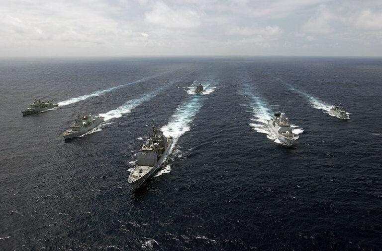 U.S. handovers the command of SNMG-1 to Norway