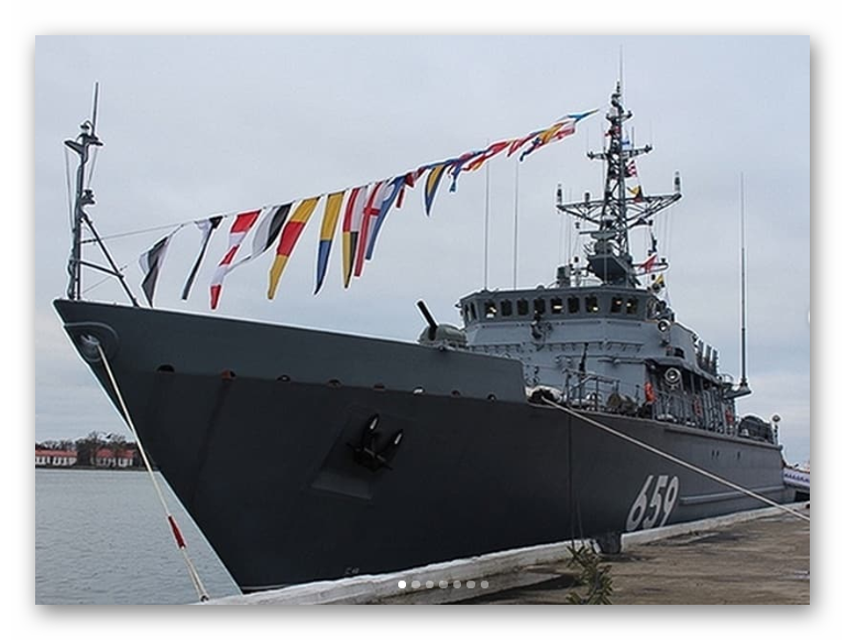 Russian Navy commissions new Alexandrite Class Minesweeper
