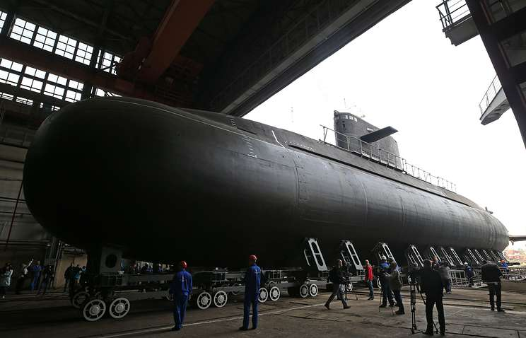 No Plans To Equip Russian Lada-Class Submarines With AIP-Constructor