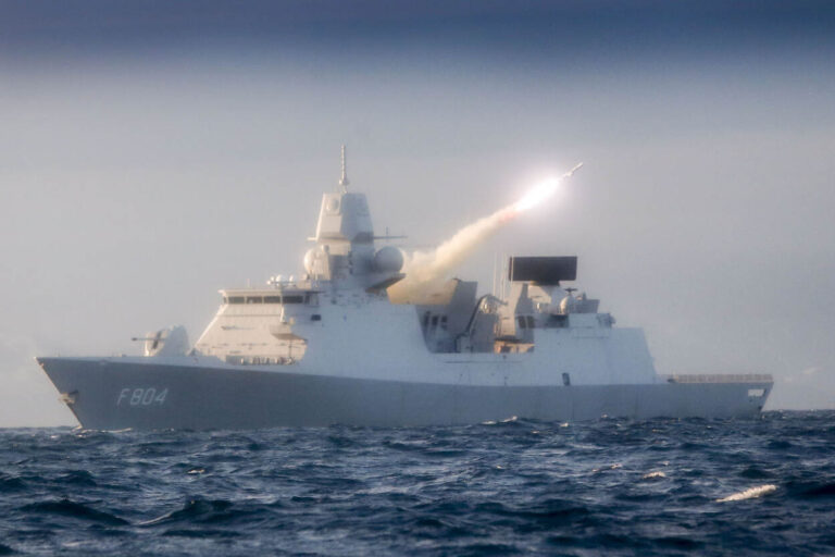 The Netherlands to Send Frigate to French-led Task Group at the Persian Gulf