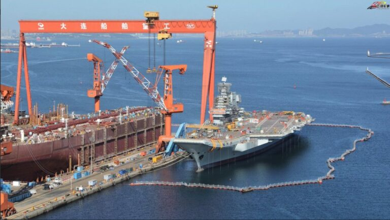 China Established World's Largest Shipbuilder by Merging CSIC&CSCC