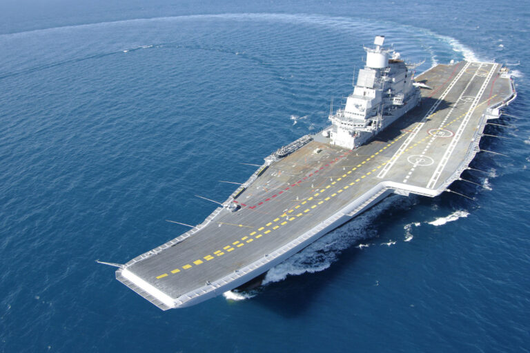 Russian Shipyard to provide spare part support to Indian Carrier