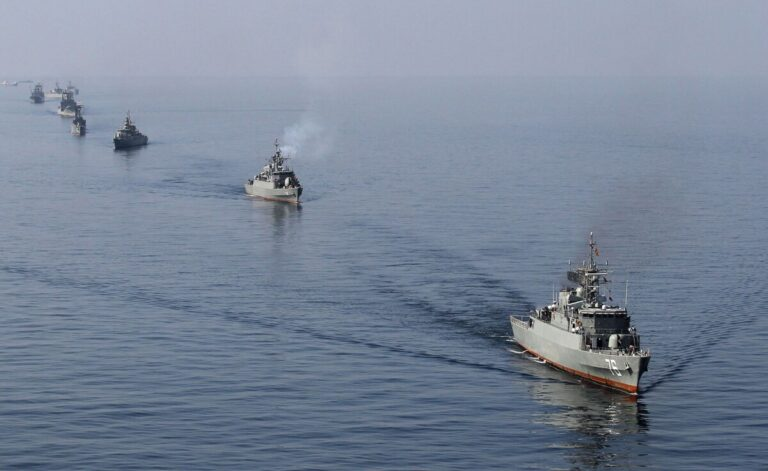 Iran to hold four-day naval drills with China and Russia