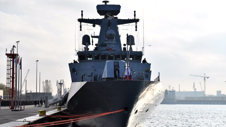 Polish Navy Commissioned OPV After Waiting for 18 Years