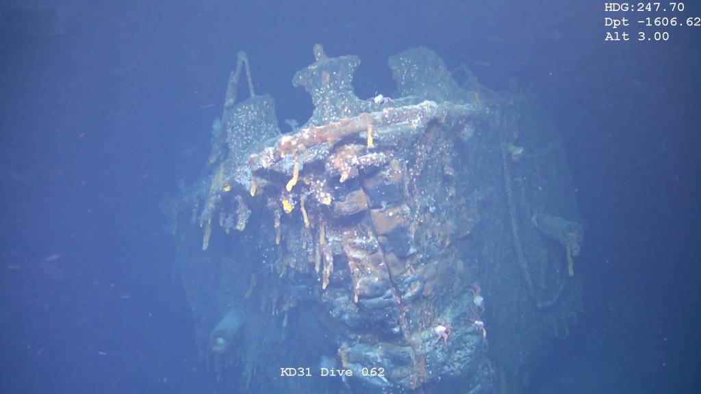 scharnhorst wreck 1024x576 1 - naval post- naval news and information