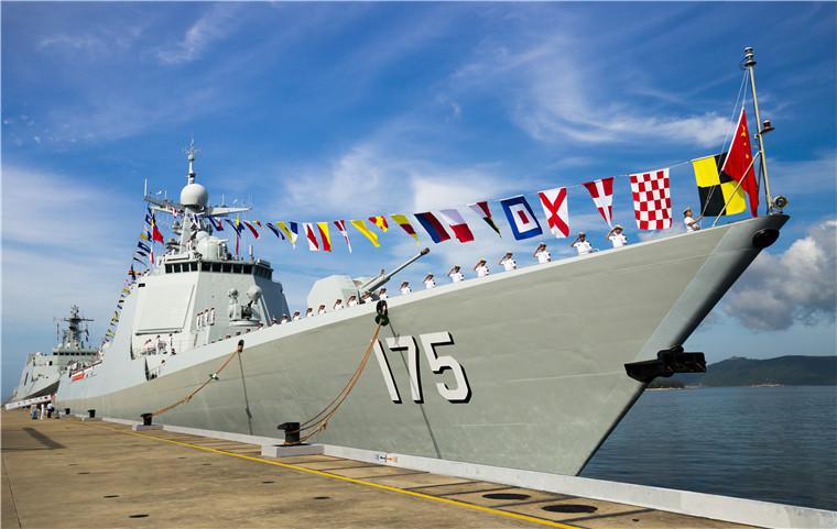 "China, Pakistan kick off ""Sea Guardians-2020"" naval exercise in Karachi"
