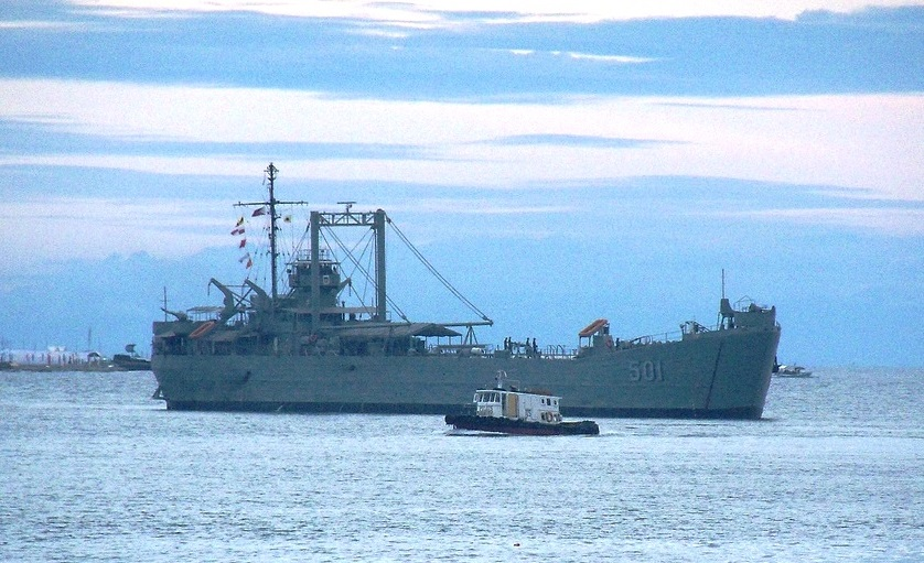 brp laguna 501 - naval post- naval news and information