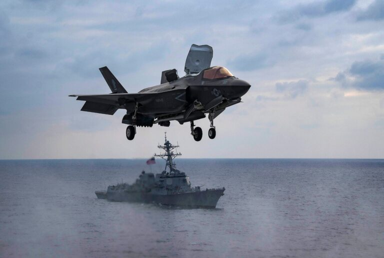 U.S. approves Singapore to buy up to 12 F-35B stealth fighters