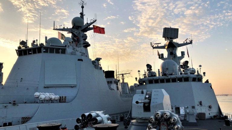 China-Pakistan Sea Guardians 2020 joint exercise concludes fleet drills