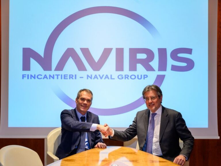"""""""NAVIRIS"""" JV consists of Fincantieri and Naval Group is fully operational"""