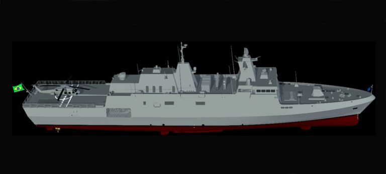 Brazil to sign the contract for Tamandare class frigates in February
