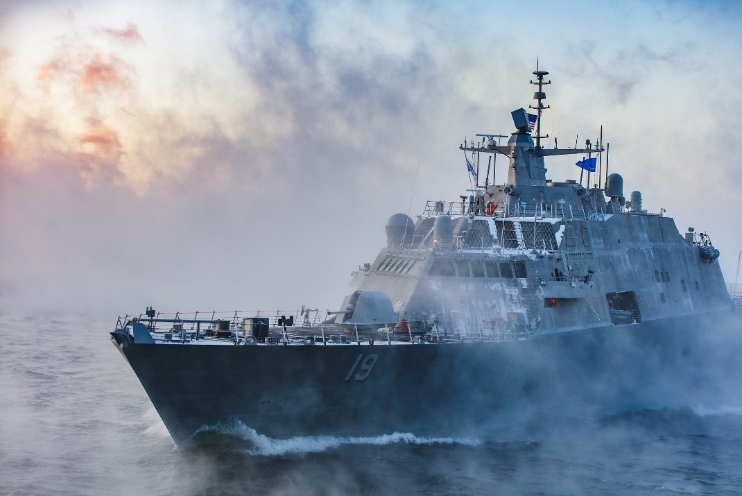 LCS-19 (St.Louis) officially delivered  to U.S. Navy