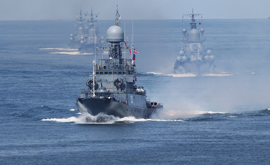 Russian Baltic Fleet to conduct drills with participation over 20 assets