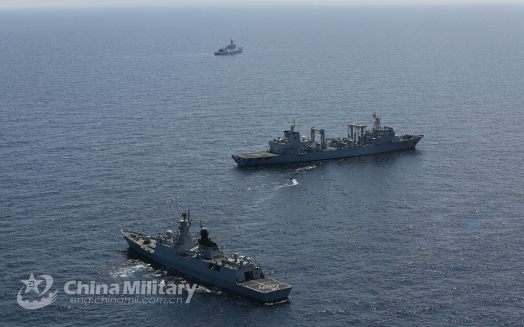 34th chinese naval escort taskforce - naval post- naval news and information